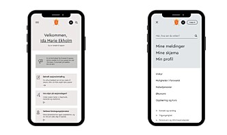 Forsvaret lanserer app for soldatene