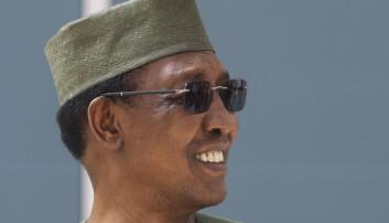 Spekulasjoner om statskupp etter at Tsjads president døde