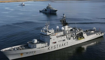 Island med i Joint Expeditionary Force