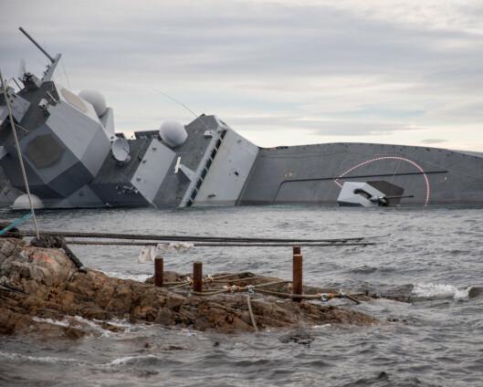 Forsvarsdepartementet trekker «Helge Ingstad»-søksmål