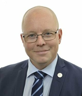 Björn Söder fra Sverigedemokraterna