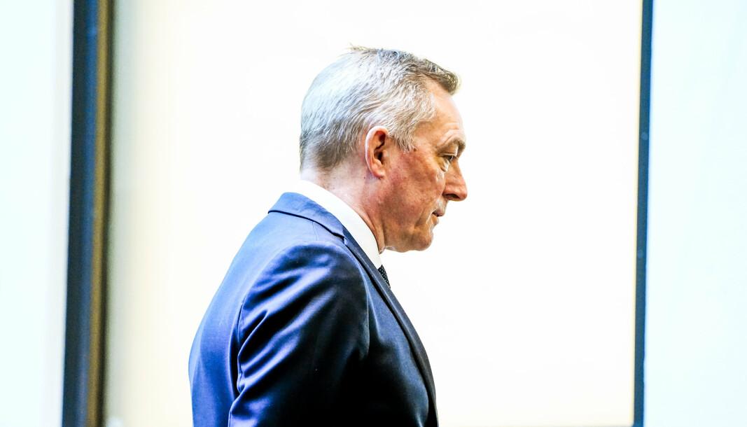 RAPPORT: Forsvarsminister Frank Bakke-Jensen (H) sier det er mye å gripe fatt i etter Havarikommisjonens Helge Ingstad-rapport.