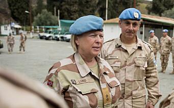 Derfor identifiserer vi generalmajor (p) Kristin Lund