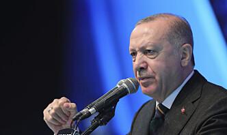 Tyrkia innkaller USAs ambassadør på teppet