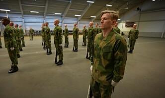 Youtubestjerne testet Drilltroppen og Telemark bataljon