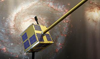 Ny satellitt skal styrke norsk skipsovervåking