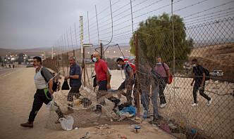 HRW anklager Israel for «apartheid-forbrytelser»