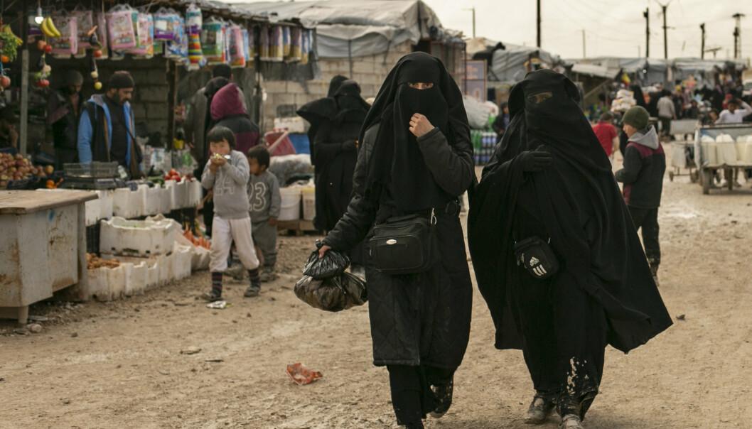 SYRIA: To av dem er siktet for å ha reist til Syria sommeren 2014, der de skal ha sluttet seg til IS.