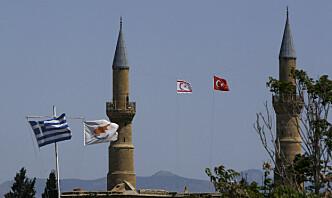 Forhandlinger i gang om Kypros