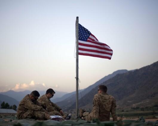 Taliban ønsker tilbaketrekningen av styrker velkommen
