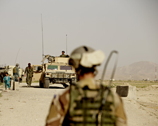 Krigen i Afghanistan har kostet Norge 10,5 milliarder kroner