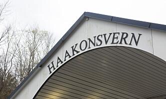 Nytt smittetilfelle på Haakonsvern