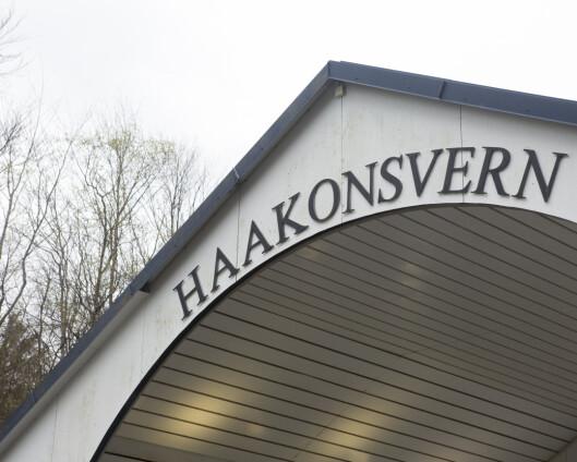 Smitteutbrudd på Haakonsvern