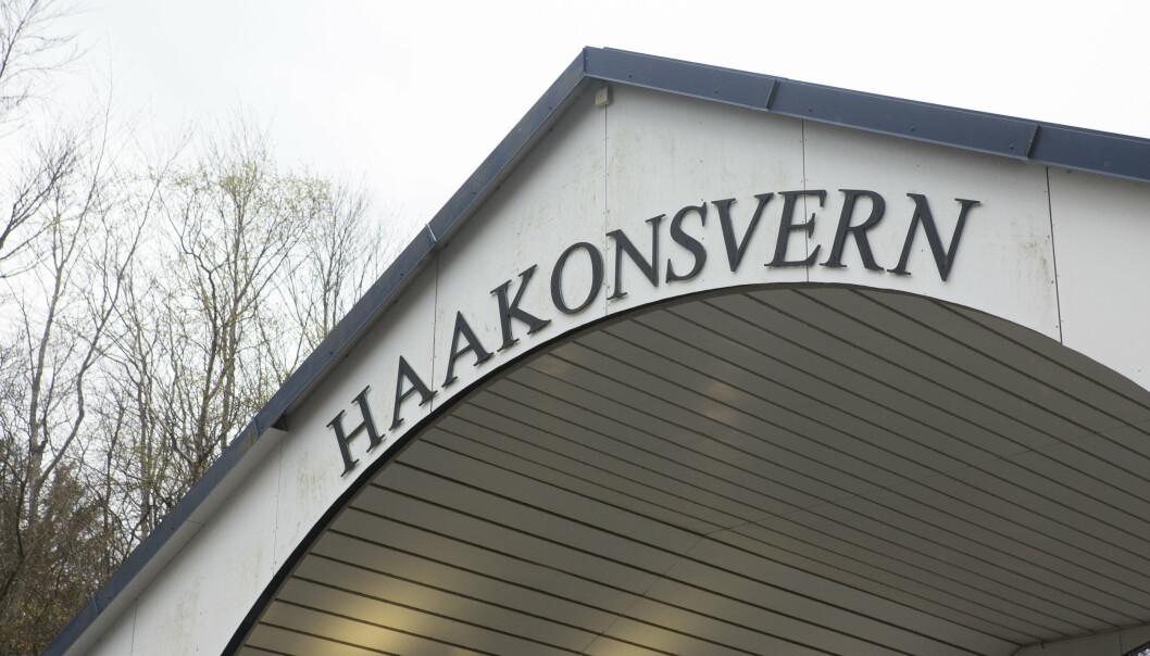 Haakonsvern orlogsstasjon er Sjøforsvarets hovedbase og ligger rundt 8 kilometer sørvest for Bergen sentrum.