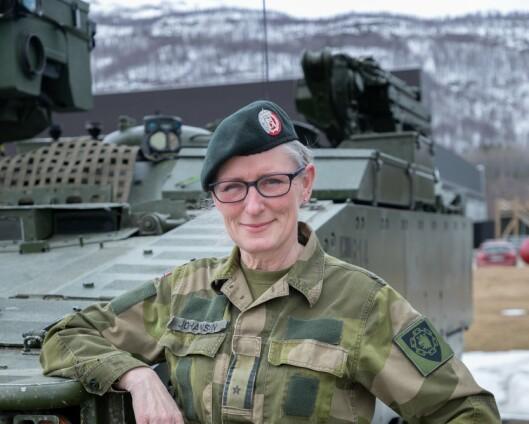 Jan Mayen har fått sin første kvinnelige stasjonssjef