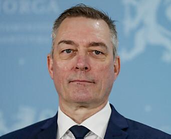 SIKKERHET: Forsvarsminister Frank Bakke-Jensen mener avtalen er viktig for sikkerheten i Norges nærområder.