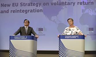EU-pålegg om rask fjerning av terrorinnhold på nett