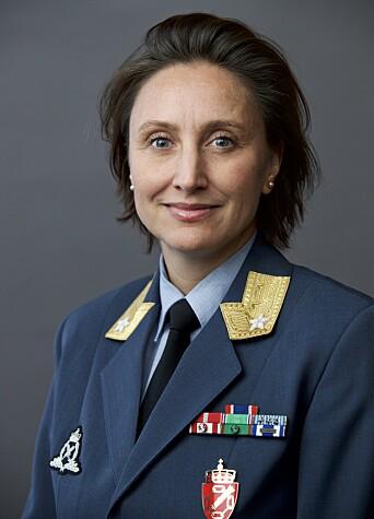 Brigader og sjef for Forsvarets personell- og vernepliktssenter, Gunn Elisabeth Håbjørg.