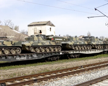 Russland: Alle soldater tilbake på permanente baser etter militærøvelse ved Ukraina