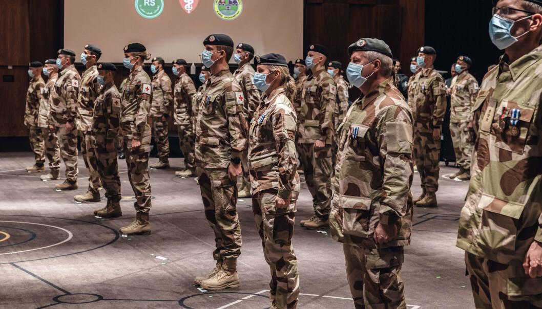 RAPPORT: En undersøkelse av FFI viser at den vanligste sluttårsaken for militær ansatte i Forsvaret i 2019 og 2020 er at man ønsker en sivil utdannelse, eller jobb.