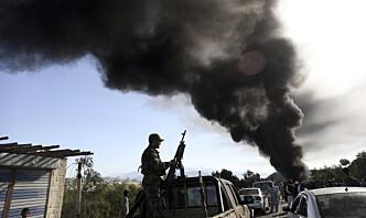 Norske styrker blir blant de siste som forlater Afghanistan