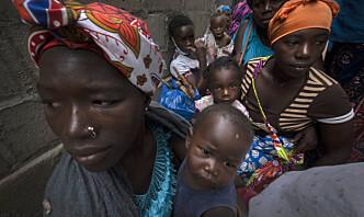 Nesten 30.000 har flyktet fra by i Mosambik