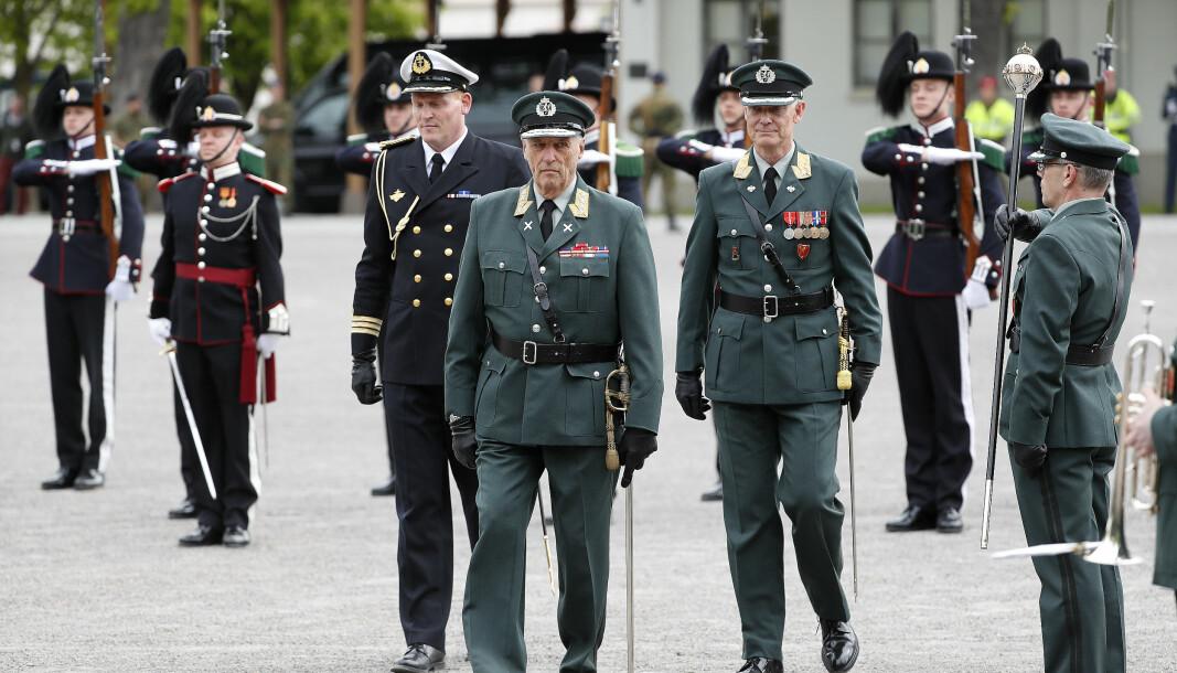 8. MAI: På grunn av koronapandemien vil også årets feiring av frigjørings- og veterandagen holdes til et minimum.