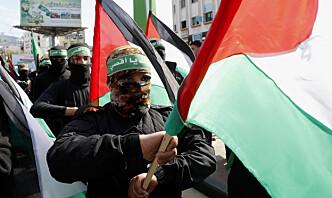 Palestinas president får kraftig kritikk fra EU