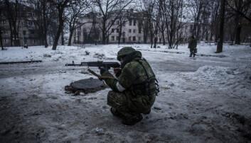 Paramilitær organisasjon skal ha sendt medlemmer til Øst-Ukraina for å krige