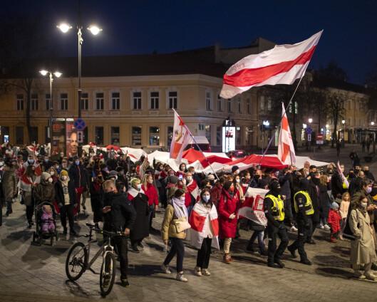 Opposisjonen i Hviterussland varsler nye demonstrasjoner