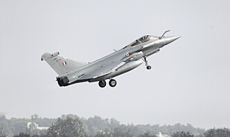 Frankrike selger kampfly og raketter til Egypt