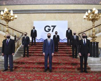 Menneskerettigheter i fokus på andre dag av G7-møte