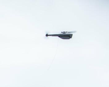 USA har kjøpt norske droner for 700 millioner kroner