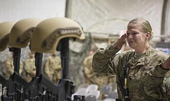 Krigen i Afghanistan har hatt en høy pris