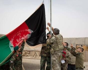 Taliban på offensiven i Afghanistan
