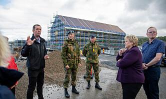 Rapport om Forsvarets bygg: Store deler trenger oppgradering