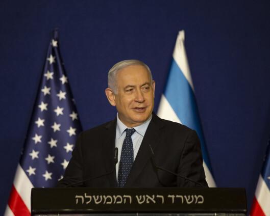 Israels president griper inn for å løse regjeringsfloken