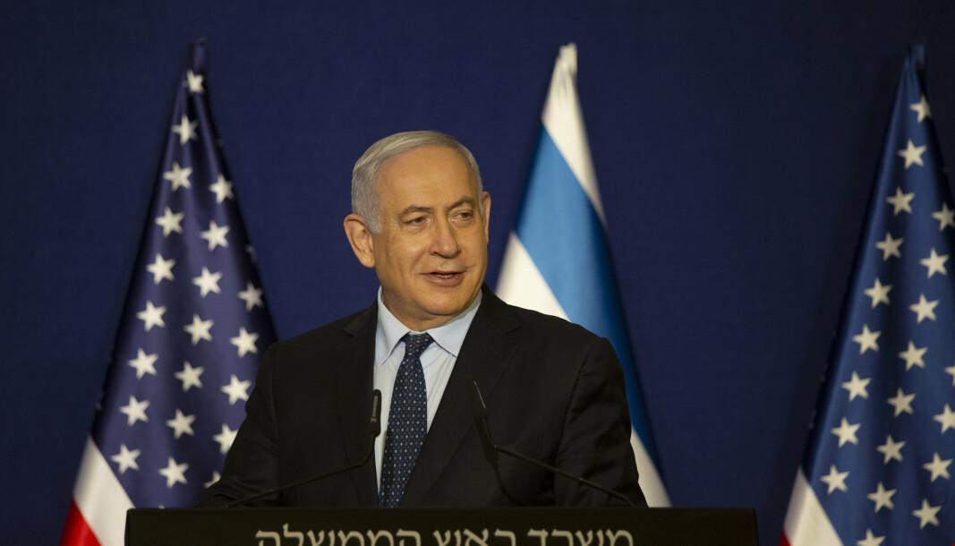 STATSMINISTER: Benjamin Netanyahu har vært statsminister i 12 år. Han er dermed den lengstsittende statsministeren i Israels historie.