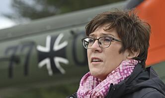 EU slipper Norge inn i forsvarssamarbeid