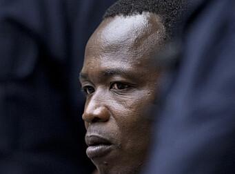 Ugandisk kommandant dømt til 25 år i fengsel for krigsforbrytelser