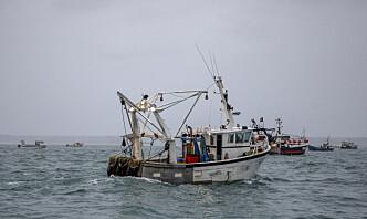 Frankrike sender to patruljebåter til Jersey under fiskerikonflikt