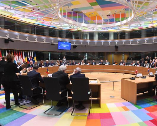 Norge blir med i EU-prosjekt om militær mobilitet