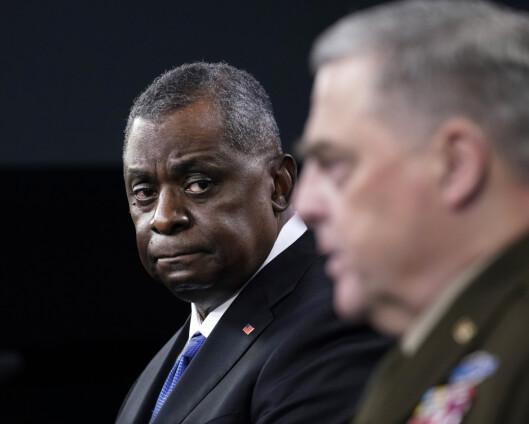 USA sender ekstra styrker til Afghanistan