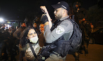 Nye sammenstøt i Jerusalem