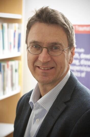 Arnfinn Andersen, NKVTS