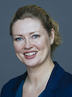 Belinda Ekornås, NKVTS