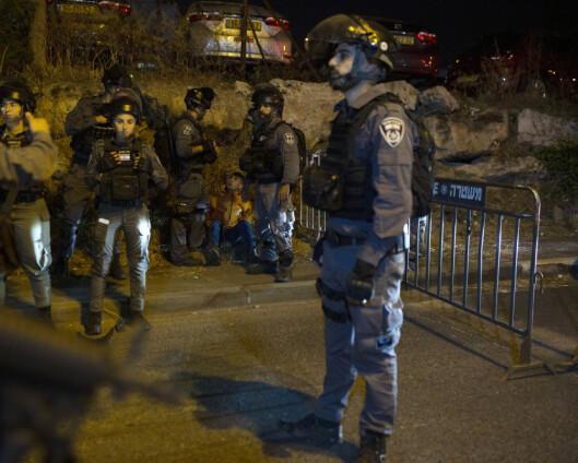 Palestinere raser mot mulige utkastelser i Jerusalem: får FN-støtte
