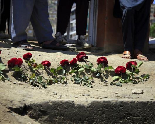 Buss rammet av bombe i Afghanistan – minst elleve sivile drept