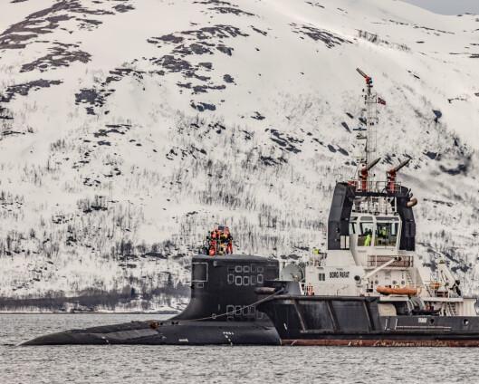 Tromsø blir et lovlig bombemål