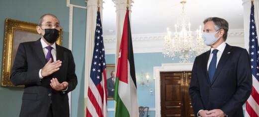 USA ber Israel og palestinerne trappe ned konflikten